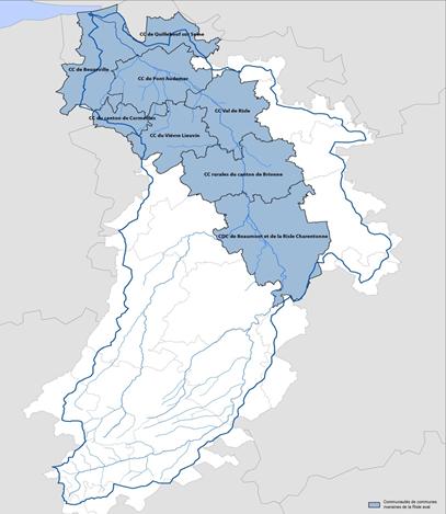 Bassins versants